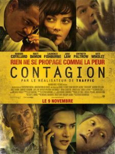 ciné science épidémie contagion