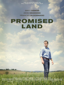 ciné science gisement promised land