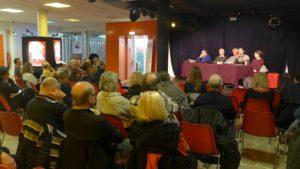 Espace Bartem à la MJC Chambéry